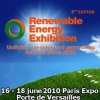 Логотип Renewable Energy Exhibition 2019