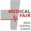 Логотип Medical Fair Brno 2020