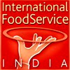 Логотип International FoodService India 2018