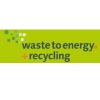 Логотип Waste to energy 2019