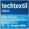 Логотип Techtextil India 2020