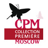 Логотип CPM Collection Premiere Moscow 2019