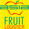 Логотип Asia Fruit Logistica 2020