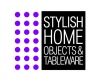 Логотип Stylish Home. Objects & Tableware - 2019