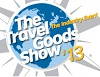 Логотип The Travel Goods Show 2019
